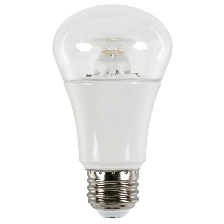 7W Omni A19 LED Dimmable 2700K E26 (Medium) Base, 120 Volt, Box