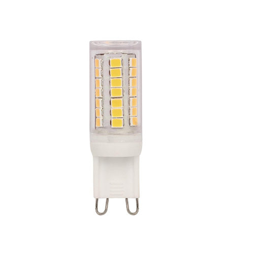 2.5W G9 LED Clear 3000K G9 Base, 120 Volt, Card