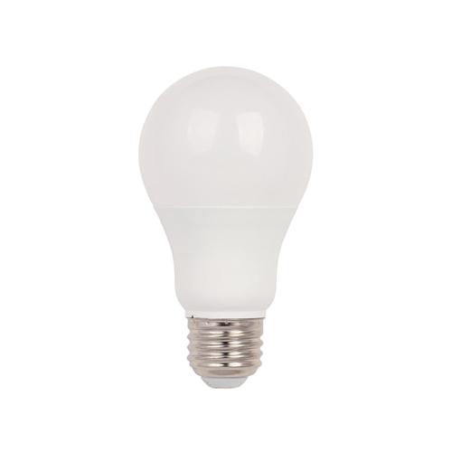 9.5W Omni A19 LED 2700K E26 (Medium) Base, 120 Volt, Box, 12-Pack