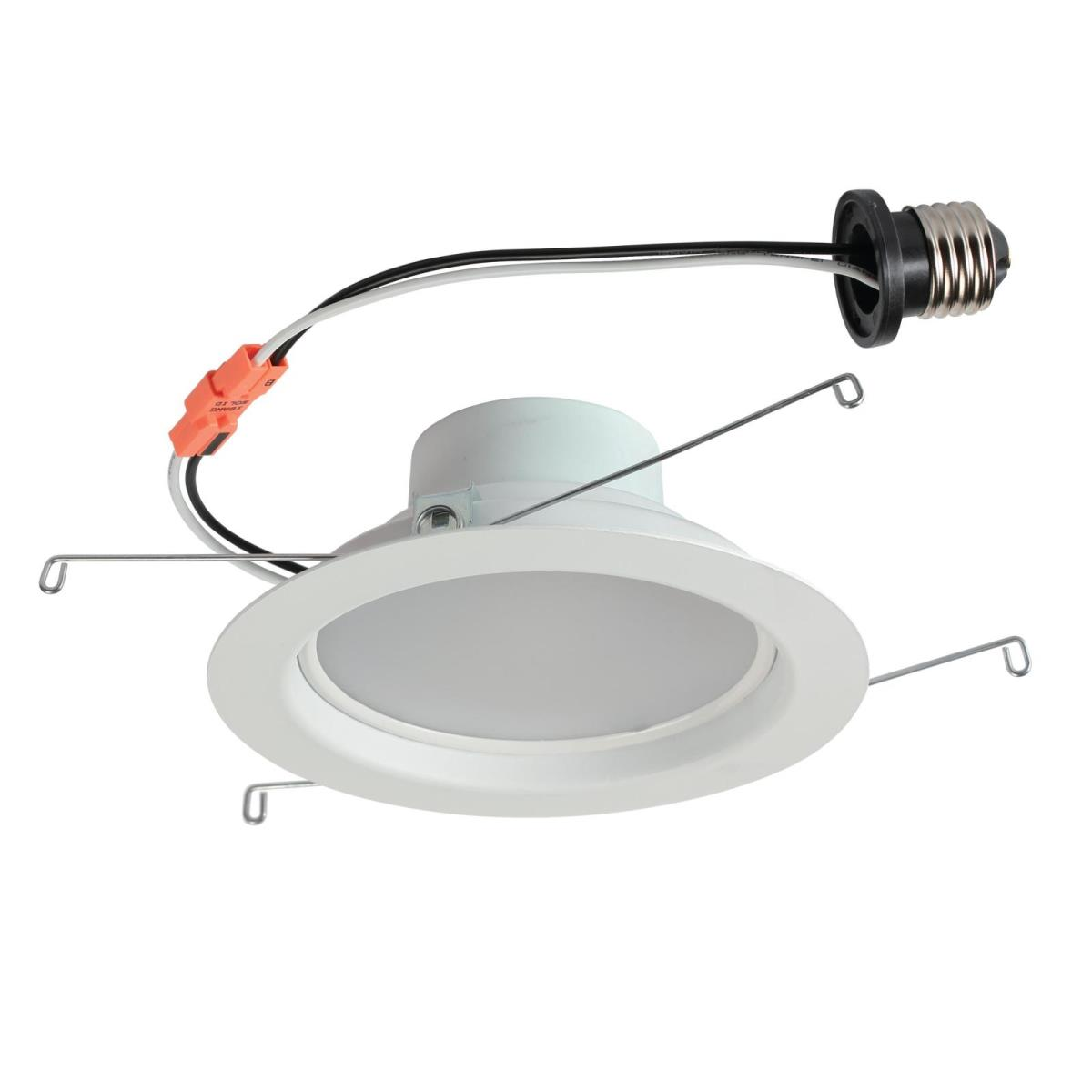 "14W Recessed LED Downlight 5"" Dimmable 2700K E26 (Medium) Base, 120 Volt, Box"