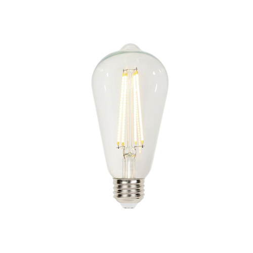 4.5W ST20 Filament LED Dimmable Clear 2700K E26 (Medium) Base, 120 Volt, Box