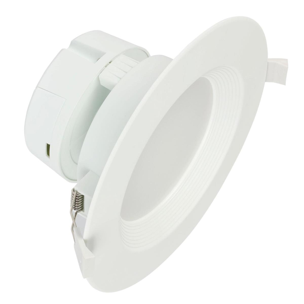 "9W Direct Wire Recessed LED Downlight 6"" Dimmable 3000K, 120 Volt, Box"