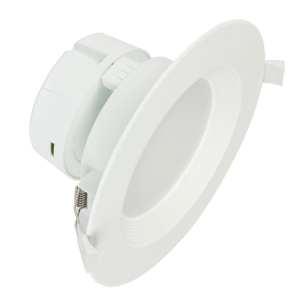 "9W Direct Wire Recessed LED Downlight 6"" Dimmable 4000K, 120 Volt, Box"