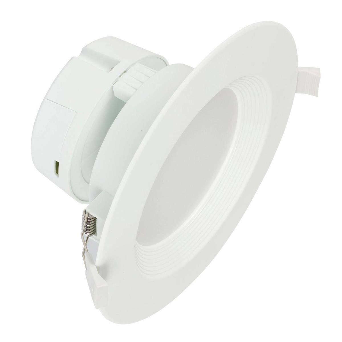 "9W Direct Wire Recessed LED Downlight 6"" Dimmable 5000K, 120 Volt, Box"