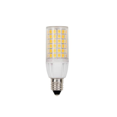 5W E11 LED Dimmable Clear 3000K E11 (Mini-Can) Base, 120 Volt, Box