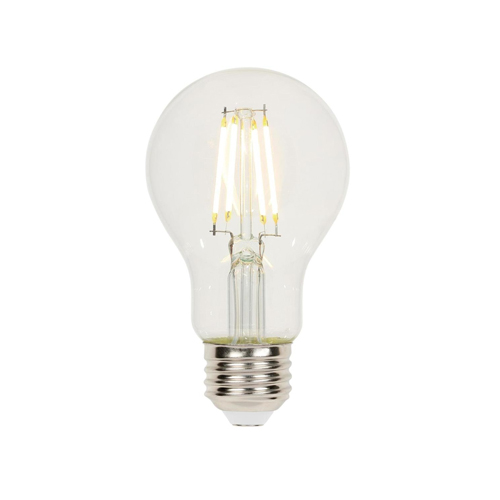 4.5W A19 Filament LED Dimmable Clear 2700K E26 (Medium) Base, 120 Volt, Box