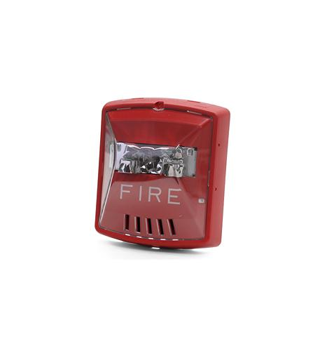 HN STR-RED-2W-WALL-12/24V-8CD
