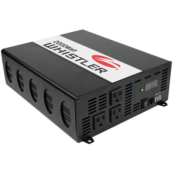 2000 Watt Power Inverter with USB Port