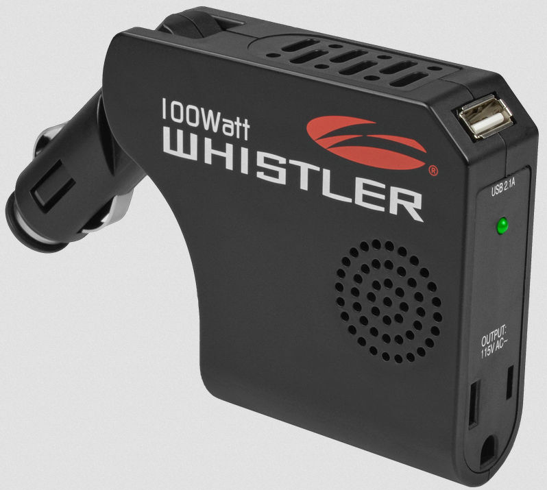 100 Watt Power Inverter with USB Port