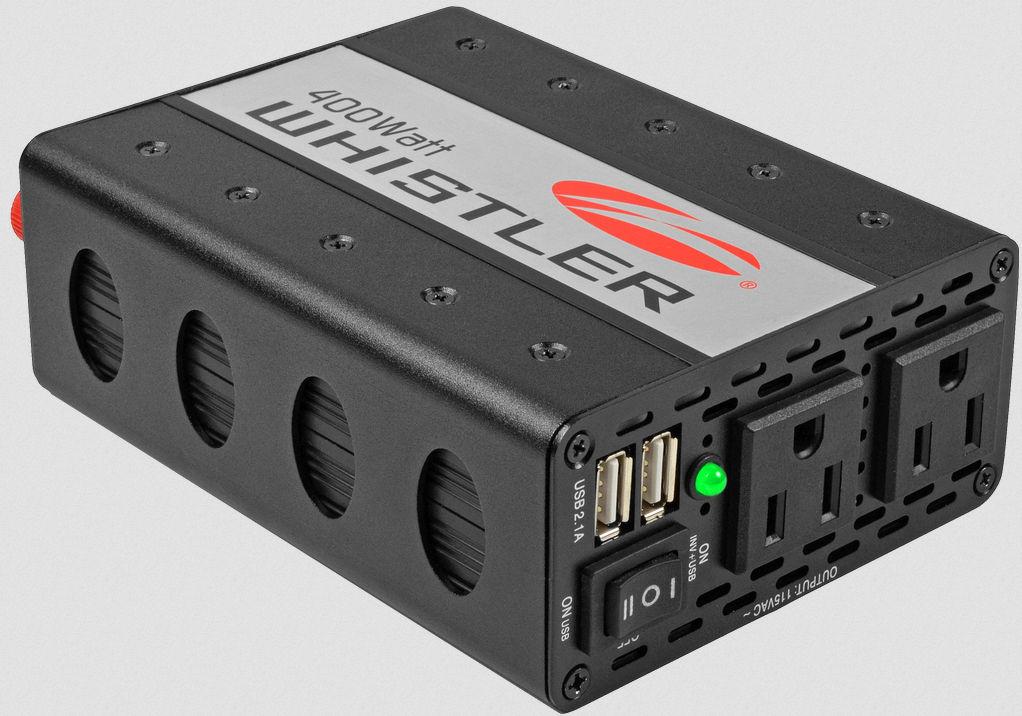 400 Watt Power Inverter with USB Port