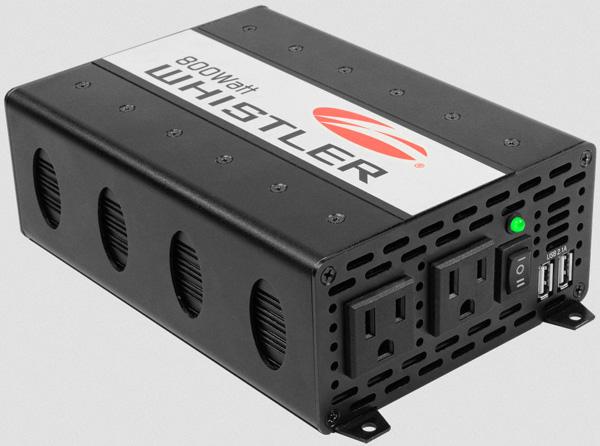 800 Watt Power Inverter with USB Port