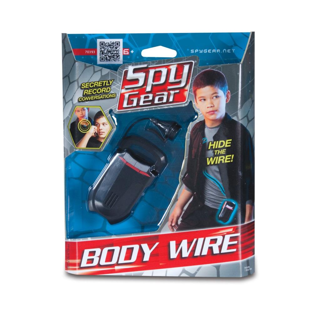 Spy Gear Body Wire