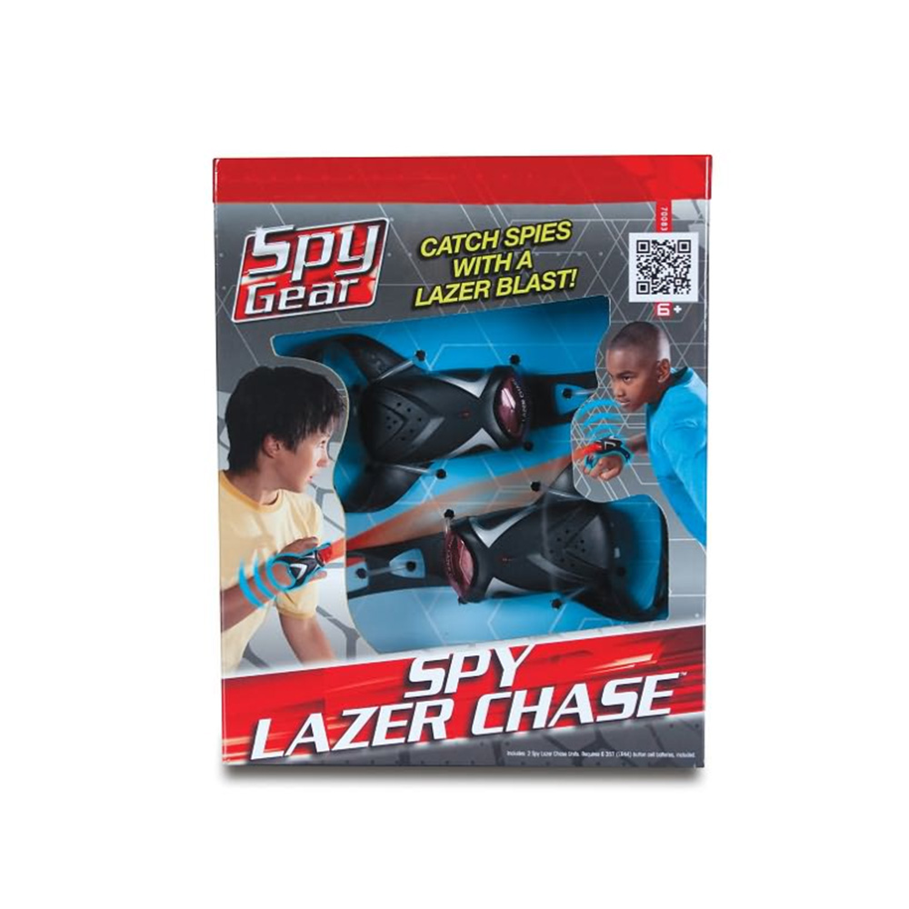 Spy Lazer Chase