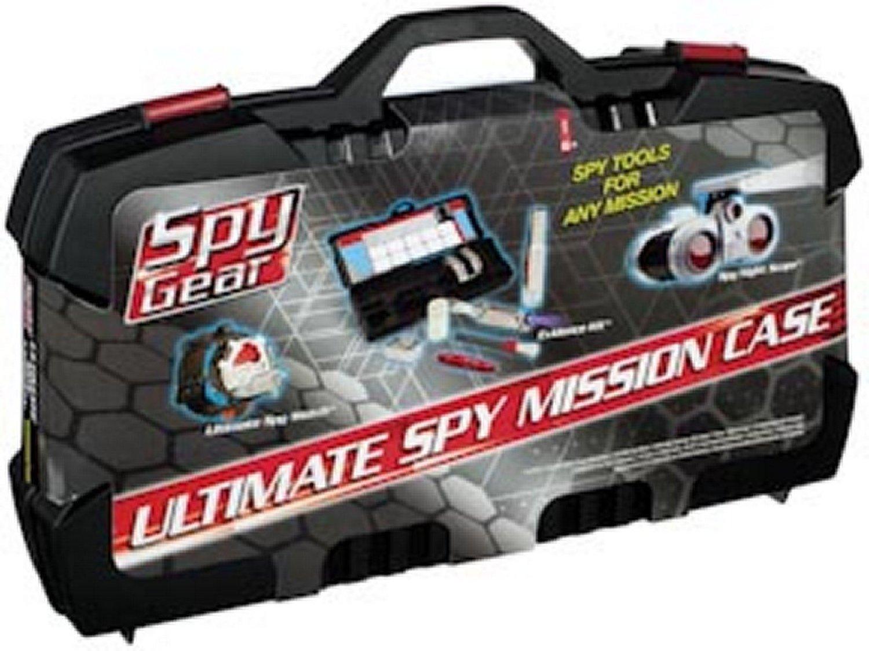 Ultimate Spy Mission Case