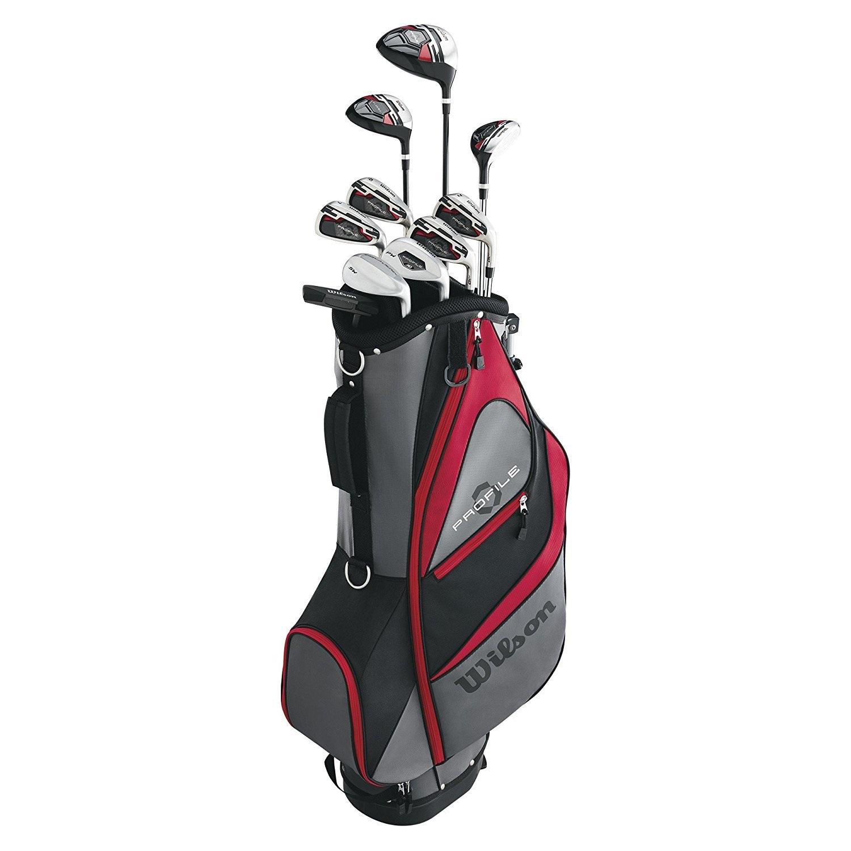Wilson Men's Profile XD Golf Complete Set - Left Hand Tall