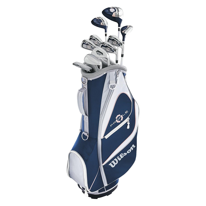 Wilson Women Profile XD Golf Complete Set Cart - Right Hand