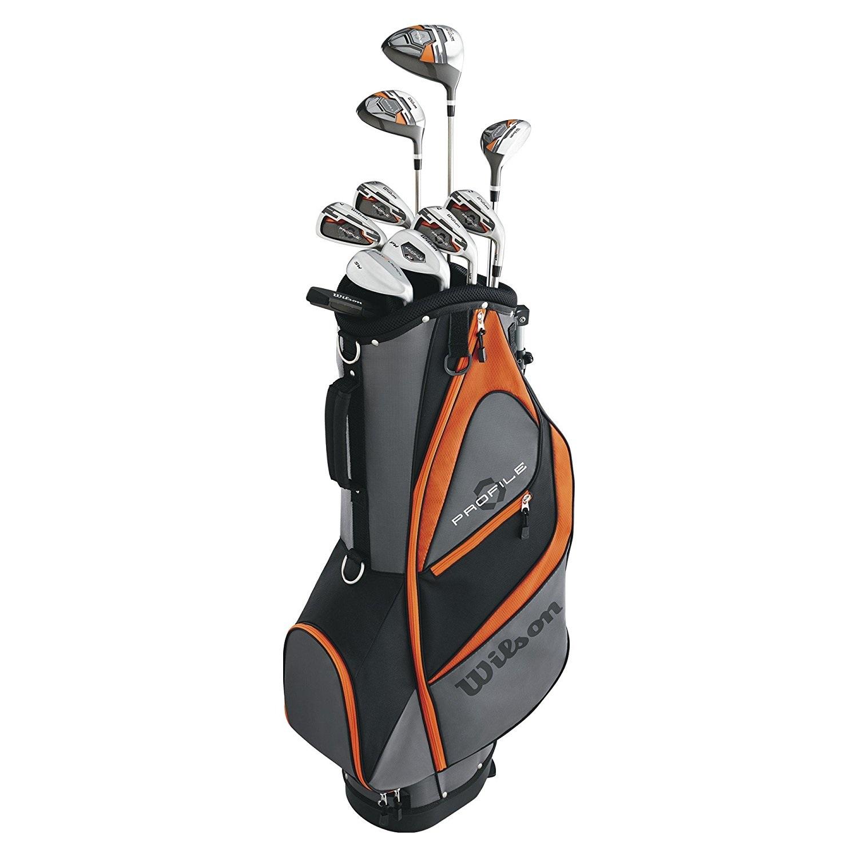 Wilson Profile XD Complete Teen Golf Set - Left Hand