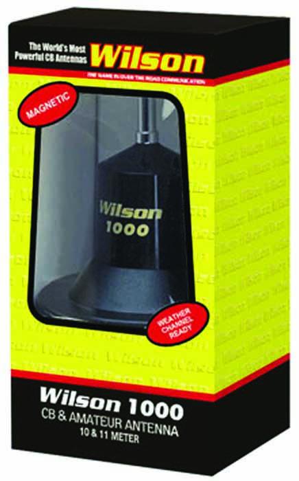 "3000 WATT AM MAGNET MOUNT W/62 1/2"" WHIP (BLACK)"