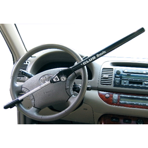 The Club Basic Vehicle Anti-theft Steering Wheel Lock