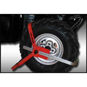 The Wheel Club Trailer & ATV Security Anti-Theft Lock