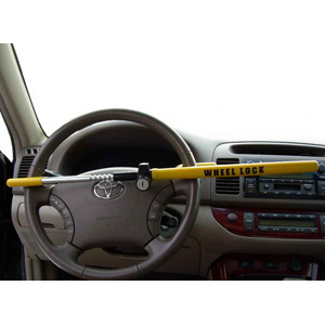 The Club Steering Wheel Lock Vehicle Anti-theft Steering Wheel Lock