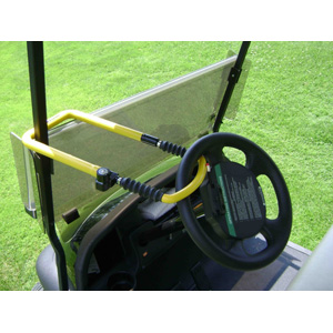 The Club Golf Cart Utility Lock