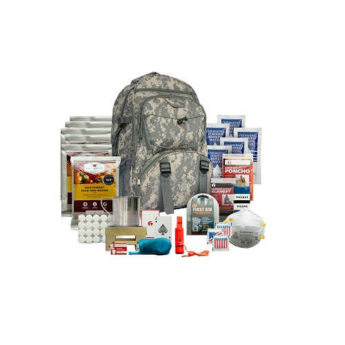 Wise Foods 5 Day Survival Backpack 01-622GSG