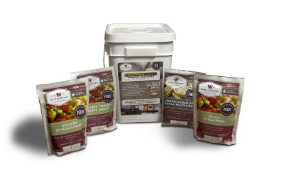 Wise Foods Prepper Pack (52 Servings)