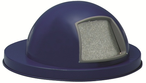 Dome Top Drum Lid, Dark Blue