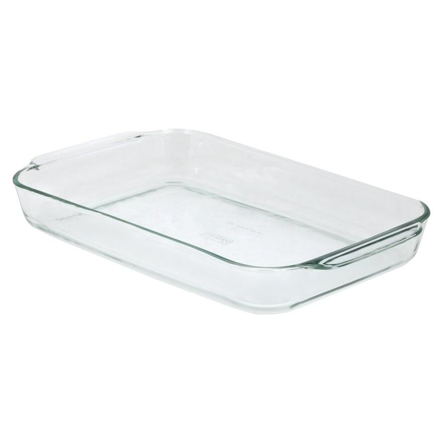 Pyrex� 6001040 4 Quart Oblong Glass Baking/Serving Dish