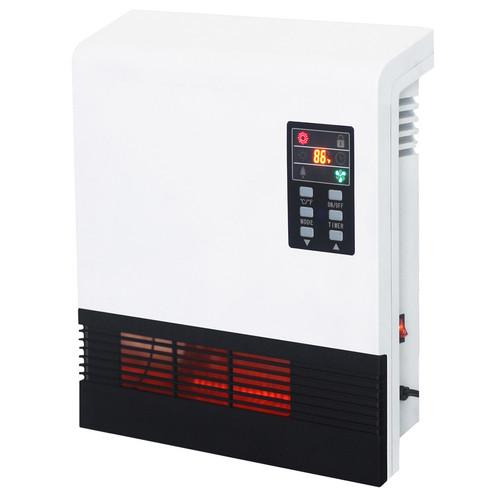 CG 5200BTU Quartz Wall Heater White