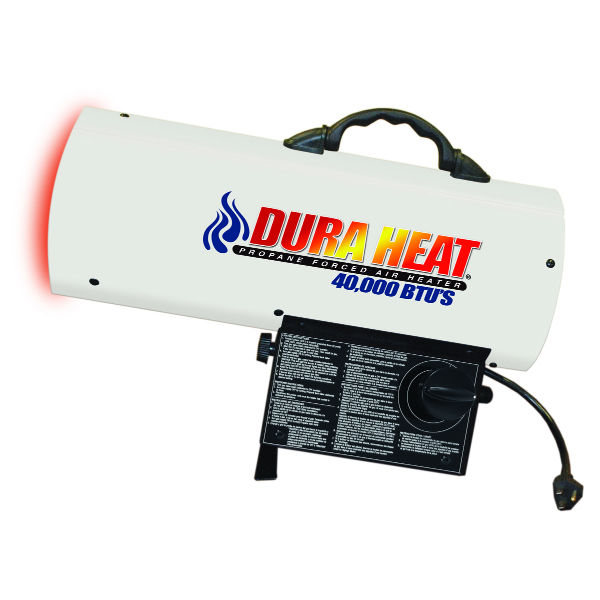 Forced Air Propane Heater