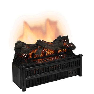 World Marketing Cg Electric Log Set With Heater per EA at Sears.com