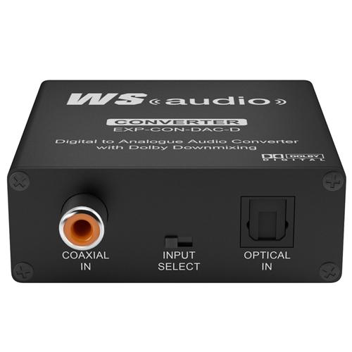 Wyrestorm Dolby Digital to Analog Conver