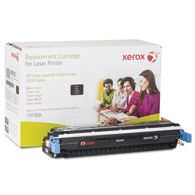 006R01313 Replacement Toner for C9730A (645A), Black