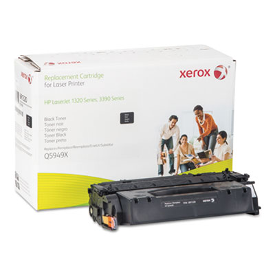 006R01320 Replacement High-Yield Toner for Q5949X (49X), Black