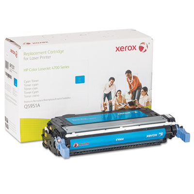 006R01331 Replacement Toner for Q5951A (643A), Cyan