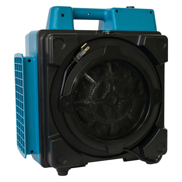 XPOWER X-2580 X-2580 Commercial 4-Stage-Filtration HEPA Mini Air Scrubber