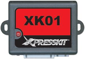 DIRECTED INSTALLATION ESSENTIALS XK01 Multi-Vehicle Door Lock & Alarm Interface