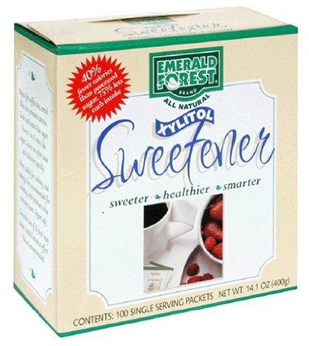 All Natural Sugar Free - Sweetener ( 6 - 100 CT )