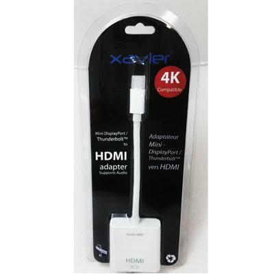 Mini DisplayPort to HDMI 4K
