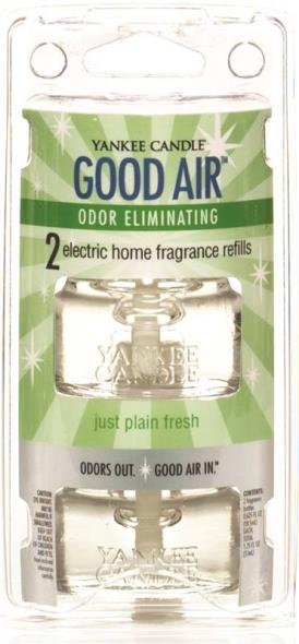 Good Air Just Plain Fresh Electric Fragrance Refill