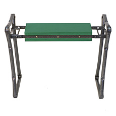 YARD BUTLER IGKS2 GARDEN KNEELER AND SEAT REDUCES STRAIN ON