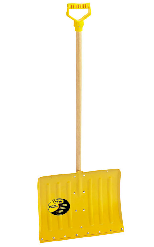 YEOMAN & COMPANY 3002 18 IN. HD ALUM SNOW PUSHER at Sears.com