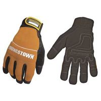 Youngstown Glove 06-3040-70-M  Gloves, Synthetic Suede, Medium