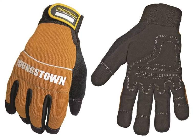Youngstown Tradesman Plus 06-3040-70-L Superior Dexterity Work Gloves, Large
