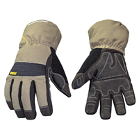 Youngstown Winter XT 11-3460-60 Breathable Extra Tough Protective Gloves, 2X-Large, Gray/Green