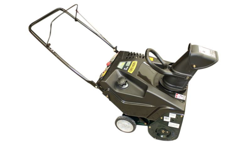 "YM179SM21ES 179cc 4 Cycle engine, Electric Start, 21"" Width, Push Type Yard Man Snow Thrower."