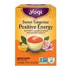 Positive Energy Herbal Tea Sweet Tangerine ( 6 - 16 BAG )
