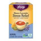 Stress Reliefherbal Tea Caffeine Free Honey Lavender ( 6 - 16 BAG )